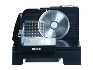NESCO FS-140R Black Food Slicer