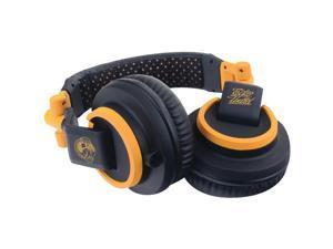 ECKO UNLIMITED EKU-STD-BK STUDIO Headphones with Microphone (Black)