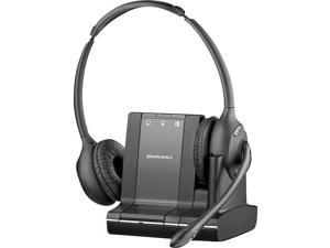 Plantronics PL-83544-01 W720 SAVI 3 in 1 Over-the-Head Binaural