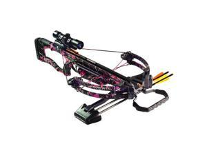 Barnett Crossbows BAR-78629 Raptor FX Package in Pink