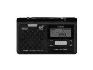 Oregon Scientific OR-WR608 Desktop Weather Radio