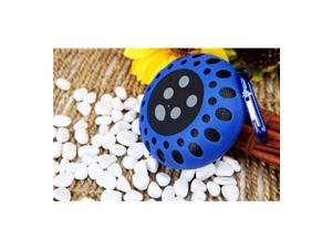 Bluetooth speaker with clip BLUE