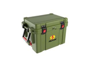 Pelican 35 Quart elite cooler - Green