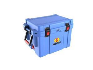 Pelican 45 Quart elite cooler - Lt Blue