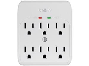 BELKIN BSQ600bgW 6-Outlet Surge Protector