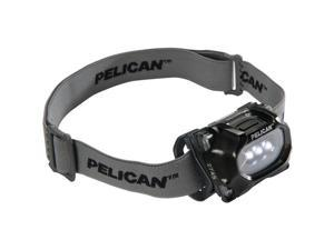 Pelican 027450-0100-110 33-Lumen 2745 Safety Approved 3-Mode LED Headlight (Black)