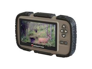 StealthCam STC-CRV43 Handheld SD Card Viewer Video Player