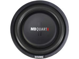 "MB Quart 90 watts 8"" Discus Series Shallow Subwoofer With Poly Cone And 2"" Voice Coil"