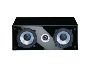 Pinnacle Speakers BD 300 125 W RMS Speaker - 2-way - Gloss Black