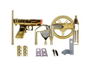 dreamGEAR GOLD EDITION 15 In 1 Player's Kit PLUS for Wii