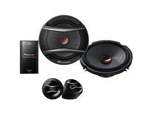 "PIONEER TS-A1606C A-Series 6.5"" 350-Watt Component Speaker System"