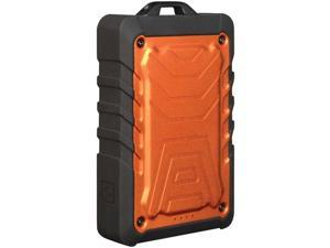 TOUGH TESTED TT-PBW85 8,000mAh Rugged Power Bank with Dual USB
