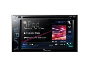 "PIONEER AVH-280BT 6.2"" Double-DIN In-Dash DVD Receiver with Bluetooth(R)"