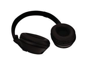 ECKO UNLIMITED EKU-LNK2-BK Bluetooth(R) Link2 Over-Ear Headphones with Microphone (Black)