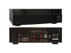 SHERWOOD RX-4508 200-Watt AM/FM Stereo Receiver with Bluetooth(R)