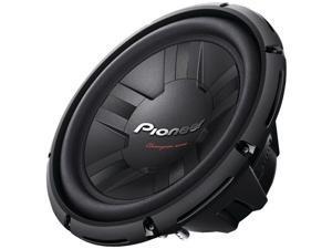 "PIONEER TS-W311D4 Champion Series 12"" 1,400-Watt Subwoofer (Dual voice coil)"