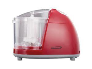 Brentwood MC-105 Mini Food Chopper, Red