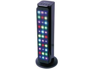 SYLVANIA SP355 Bluetooth(R) Tabletop Plasma LED Tower Speaker
