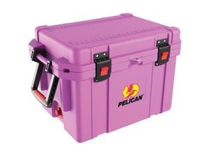 PELICAN 32-35Q-CC-PUR 35-Quart ProGear(TM) Elite Cooler (Purple)