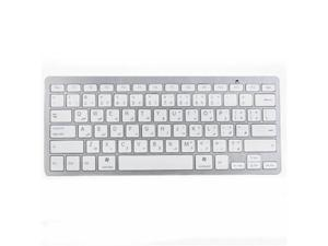 Bluetooth Wireless Slim Arabic Language Keyboard for  Windows, Mac OS, Linux, iOS, Android