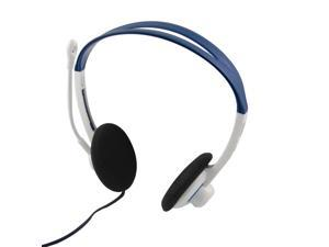 PC Laptop Skype MSN Chatting Adjustable Headset Mic Headphone