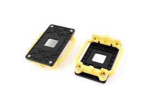 2 Pieces Socket CPU Cooling Fan Heatsink Bracket Holder Base for AMD AM2 940