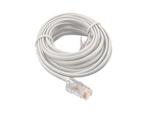 RJ11 6P4C to RJ45 8P8C Modular Plug Telephone Network Extension Cable 3 Meter