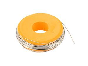 Nichrome 80 Round Wire 0.5mm 24 Gauge AWG 25ft Roll 1.75 Ohms/ft Heater