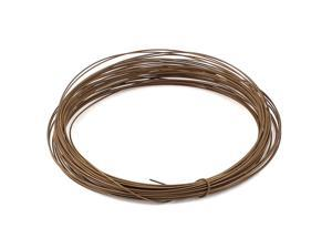 Unique Bargains Kanthal A1 Heating Wire 1.4mm 15 Gauge AWG 25Meter Roll Resistance Resistor