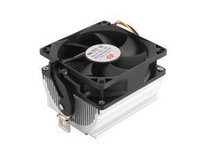 Hydro Bearing 12V 80mm Cooling Fan CPU Cooler Aluminium Heatsink for AMD Socket