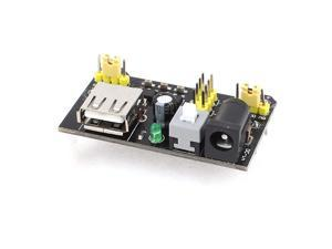 USB DC Jack MB102 Solderless Bread Board Power Supply Module DC 3.3V 5V