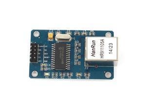 New ENC28J60 Ethernet LAN Network Module Board for Arduino SPI AVR PIC LPC STM32
