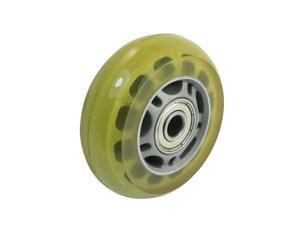 9mm Inline Dia Replacement Roller Skate Wheel