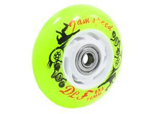 9mm Inline Dia 608ZZ Bearing Replacement Roller Skate Wheel