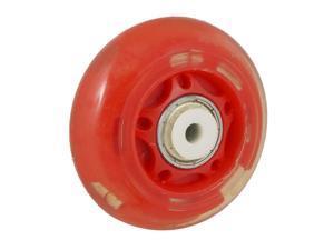6mm Inline Dia 608ZZ Bearing Replacement Roller Skate Wheel