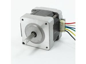 Electric Power Tool Part 2Kg.cm 1000RPM Speed Stepper Stepping Motor 0.8A Amp