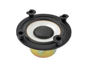 5W 4 Ohm Aluminum Shell Round External Magnet Speaker 92mm Dia