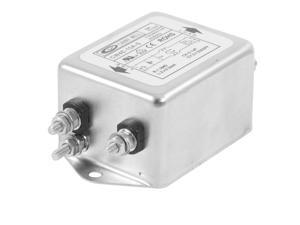 CW4E-10A-S AC Power Single Phase Filter Noise Suppressor