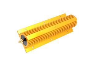 500W Power 5 Ohm Screw Tap Mounted Aluminum Housed Wirewound Resistor