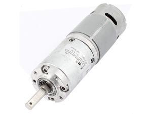 DC12V 36RPM 42mm Diameter Planetary High Torque DC Gear Box Motor Speed Reducer