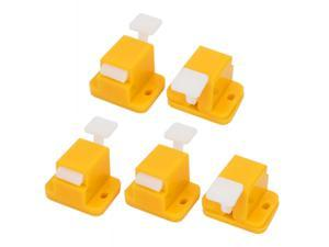 5 Pcs Plastic Screw Mount Prototype Test Fixture Jig Lock for PCB Board