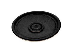 "1.97"" Dia Round Slim External Magnet Speaker Horn 8 Ohm 5W"
