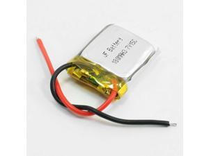3.7V 180mAh 15C Li-po Rechargeable Battery for Remote Control Model Toy