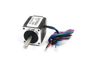 Nema 8 4 Wire 1.8 Degree CNC Stepping Stepper Motor 28mm 0.6A 2oz.in