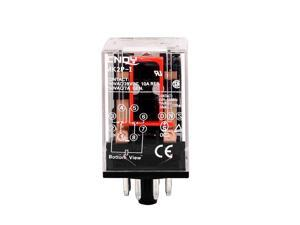 MK2P-1 AC 110V Coil Voltage 8-Pin DPDT Electromagnetic Power Relay