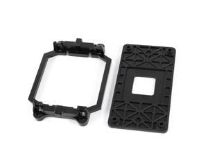 Black Cooler Fan Stand Bracket Base for AMD AM2 Socket PC Computer