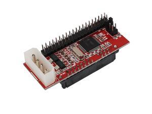 """IDE PATA to SATA 7 + 15P Female Adapter Converter for 3.5"""" HDD"""