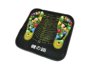 Multicolor Stimulating Acupuncture Foot Leg Massager Massage Mat Pad