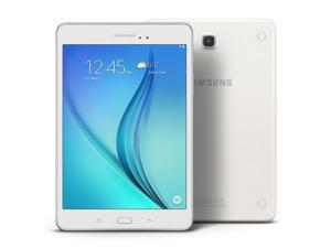 "SAMSUNG Galaxy Tab A 8.0 Qualcomm 1.5 GB Memory 16 GB 8.0"" Touchscreen Tablet Android 5.0"