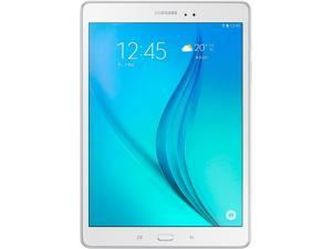 "SAMSUNG Galaxy Tab A 9.7 Qualcomm 1.5 GB Memory 16 GB 9.7"" Touchscreen Tablet Android 5.0"